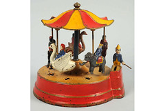 Carousel Mechanical Bank