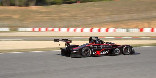 Speed Euroseries 2012 en el Circuit de Catalunya
