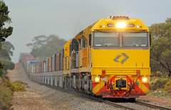 Modern Trains - South Australia