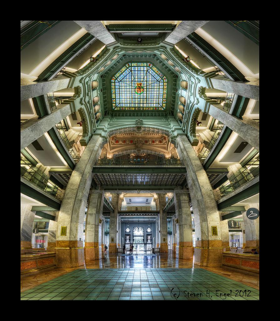 Madrid Palacio De Las Comunicaciones Nr 1 Palacio De C