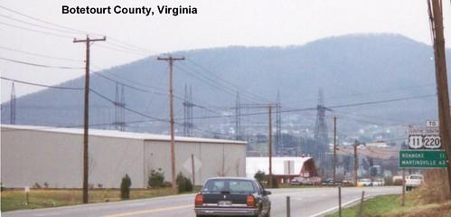 Botetourt County VA