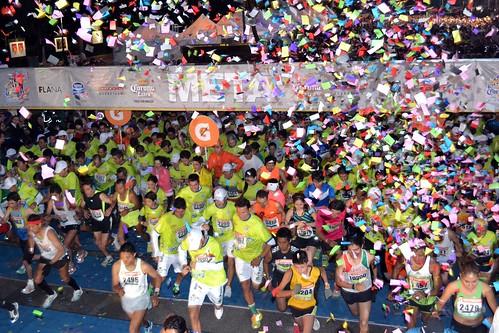 Más de 12 mil corredores en el Maratón Corona Querétaro, resultados completos