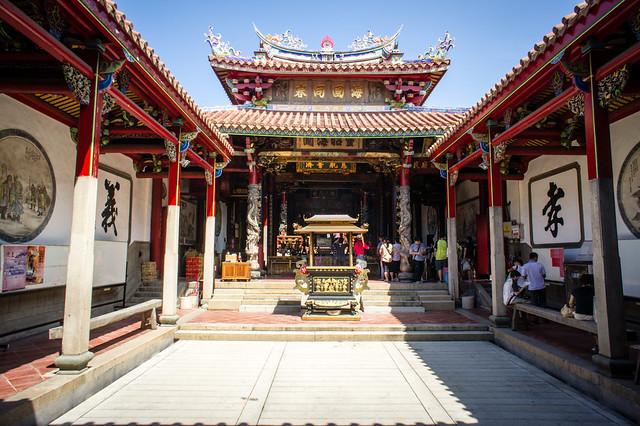 台南-大天后宮