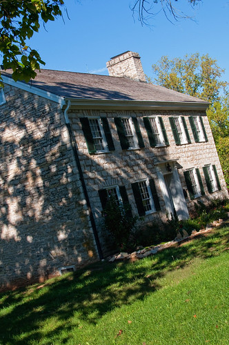 Daniel Boone's Home by DisHippy