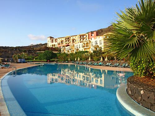 Swimming Pool, Hotel Las Olas, Concajos, La Palma