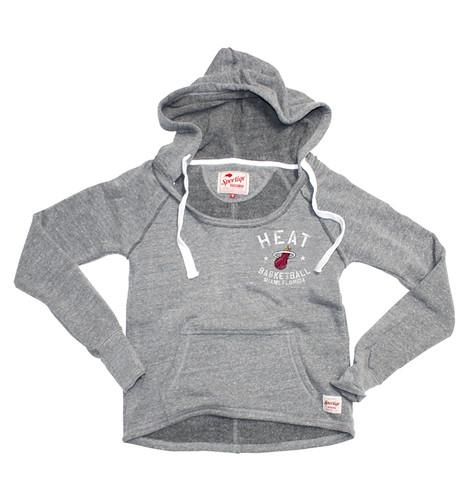 Miami Heat Brooklyn Sweatshirt By Sportiqe Apparel
