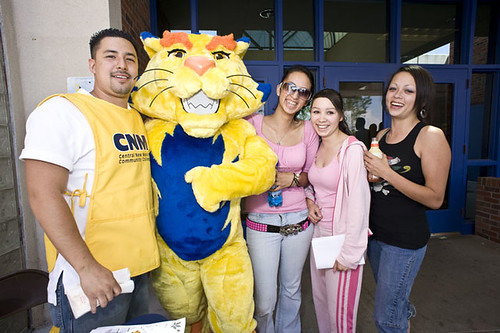 Sol the Suncat and Students
