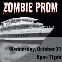 Portland Halloween Zombie Prom @ Portland Spirit