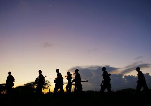 africa sunset news silhouette evening twilight dusk politics photojournalism unitednations somalia unphoto hornofafrica extremist shabelle alshabaab