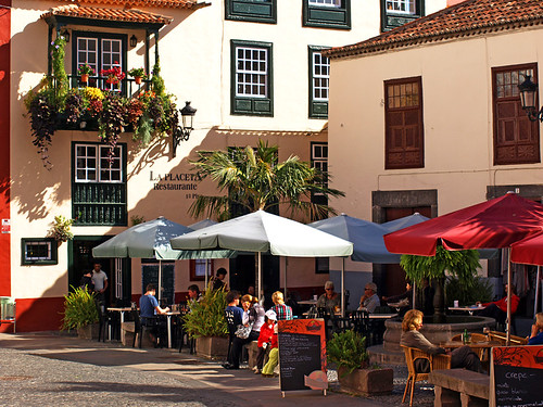 La Placeta Restaurant, Santa Cruz de la Palma