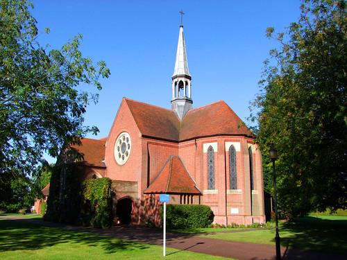 Felsted School chapel