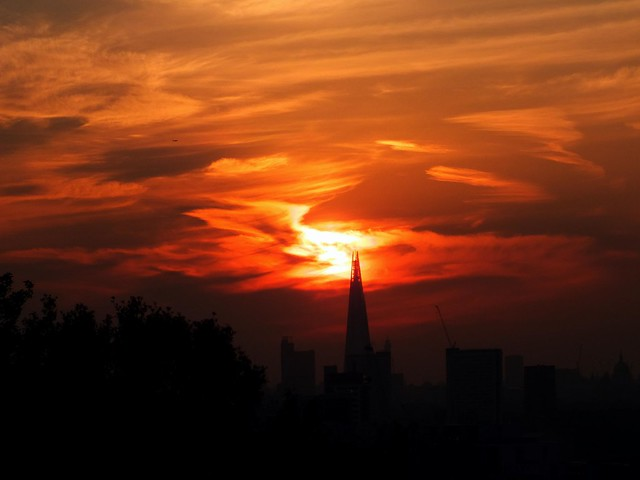 London by Sunset