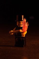 Lego Flow : Fire Play