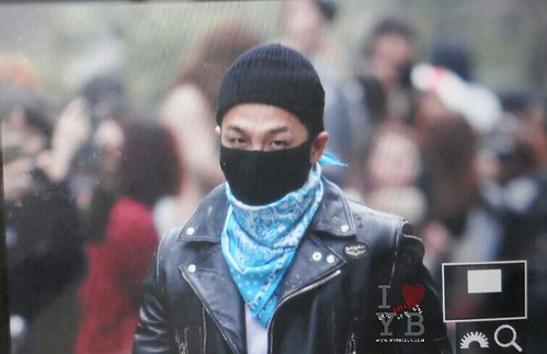 Big Bang - KBS Music Bank - 15may2015 - Tae Yang - Urthesun - 02