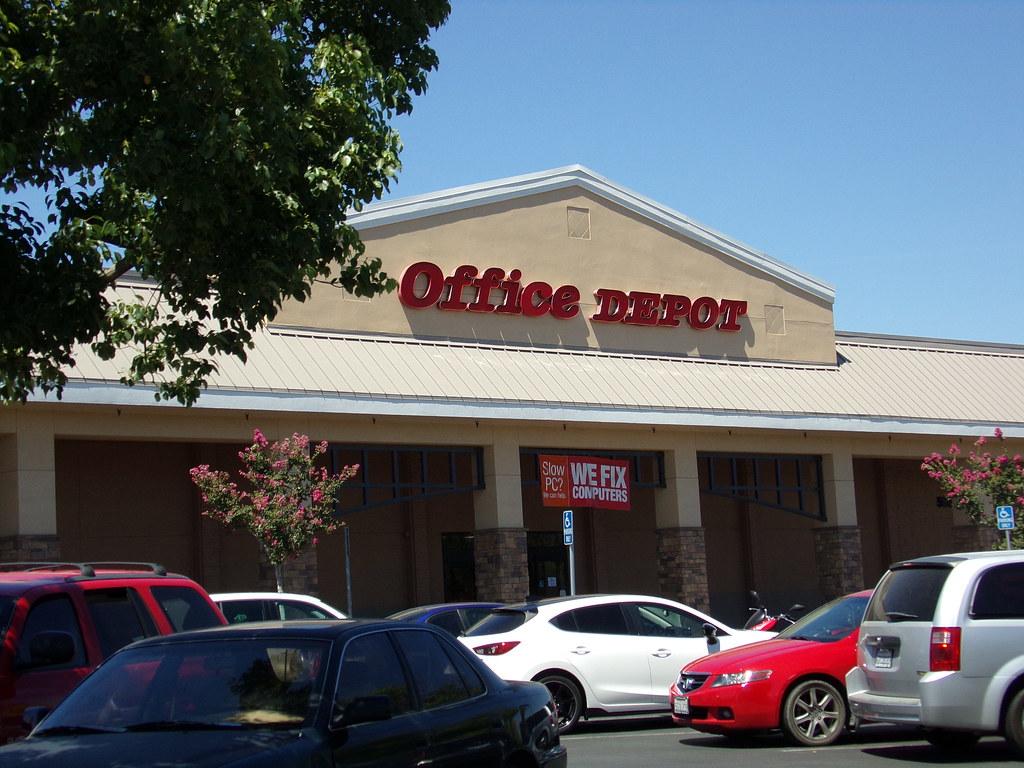 Office Depot #952 Bakersfield, CA