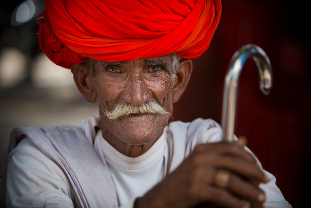 Inde: les rabari du Rajasthan.