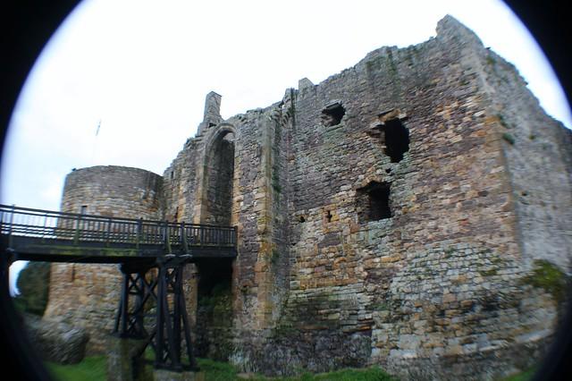 Main Entrance, Dirleton Castle