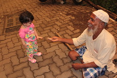 Nerjis Asif Shakir Has Shot Most of the Beggars of Bandra With Her Cosmic Eye by firoze shakir photographerno1