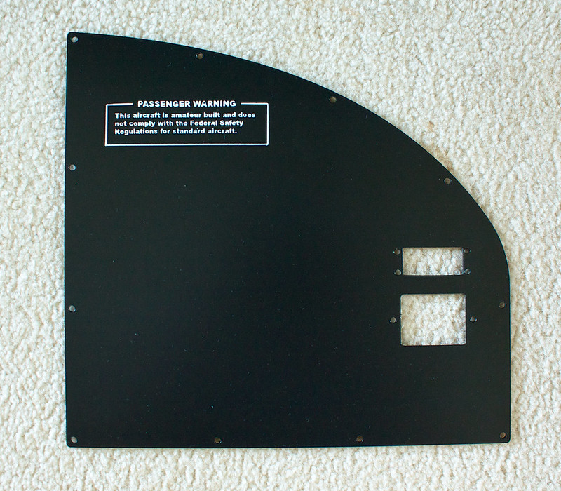 Paint and Label Panel Inserts