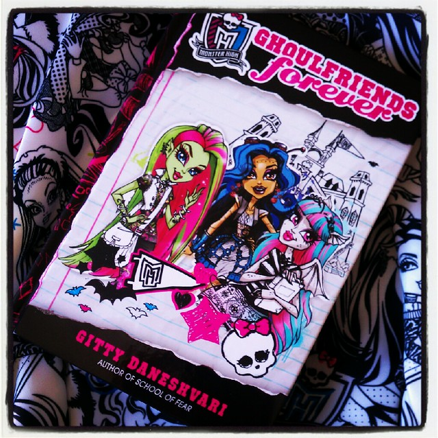monster high ghoulfriends forever book report Link ---- optical cdma thesis monster high ghoulfriends forever book report nsf anthropology dissertation grant make an essay outline oedipus argument essay.