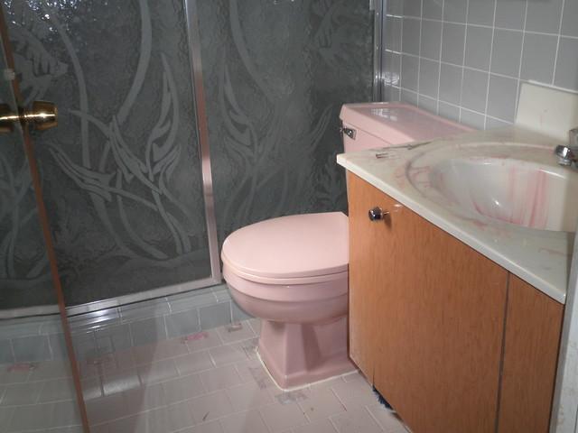 Mid Century Bathrooms Paint Color Input Flooring Paneled