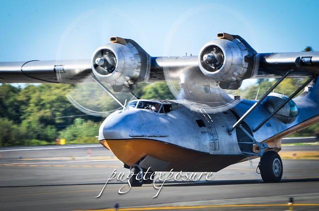Consolidated Vultee PBY-6A C/N 64041 N85U