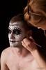Cool Inc Suspension Aug 2012_by Lauren Barkume 14467 Facepainting in preparation