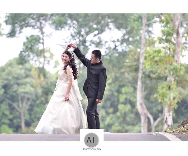 Pakej Fotografi Perkahwinan Di Melaka