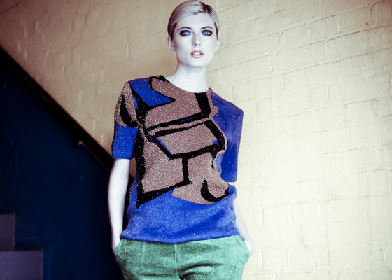 Lucas Nascimento, Photo by Morgan O'Donovan, via The Business of Fashion