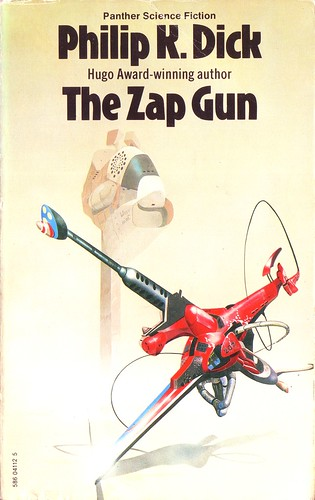 Philip K Dick - The Zap Gun