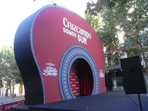 Bulevard Gran Capitan Cruzcampo Festival Guitarra
