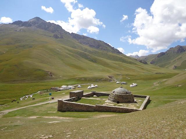 Tash Rabat Quirguistão