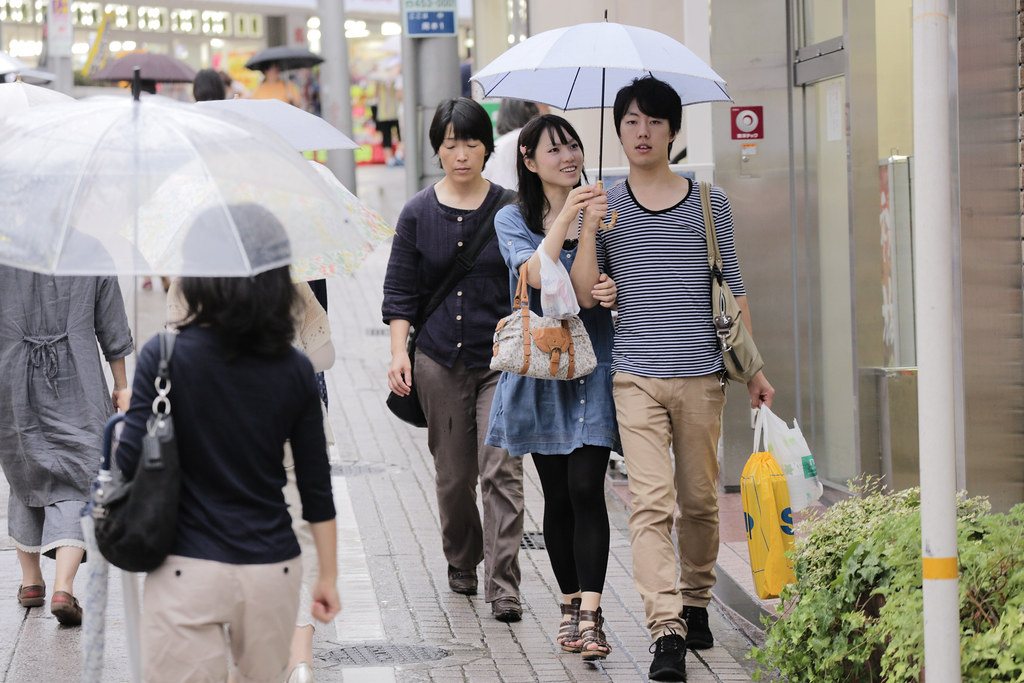 Kanocho 4 Chome, Kobe-shi, Chuo-ku, Hyogo Prefecture, Japan, 0.006 sec (1/160), f/4.5, 128 mm, EF70-300mm f/4-5.6L IS USM