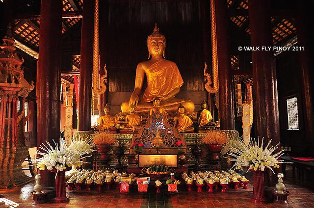 Wat Phantao, Chiang Mai, Thailand