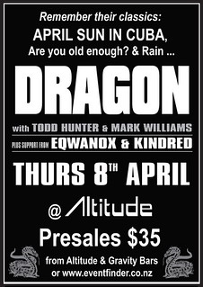 Dragon Gig Poster