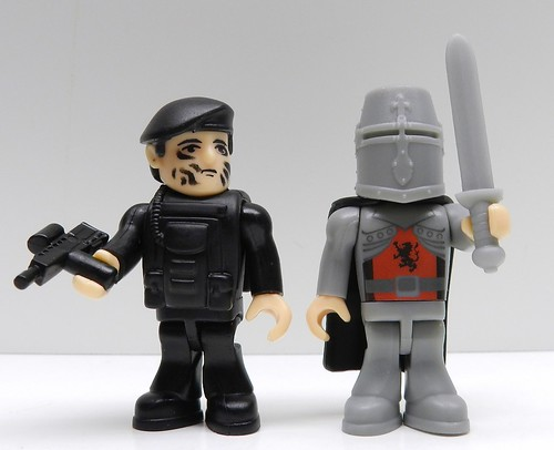 Character Building Mini Figure Review