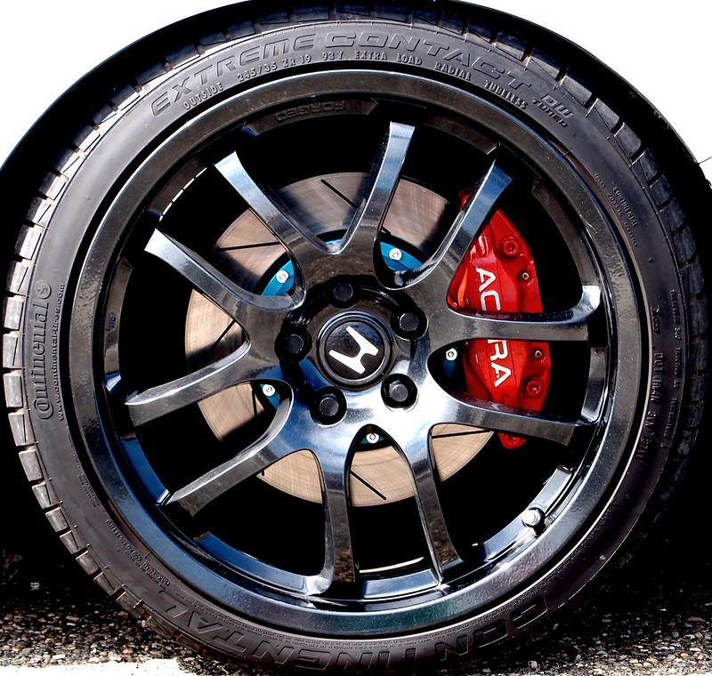 Acura Brembo Big Brakes Compatible With Th Gen Coupes Drive - Acura tl brembo calipers