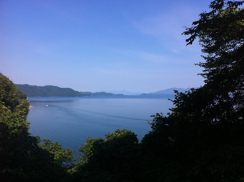 Around Inawashiro Lake
