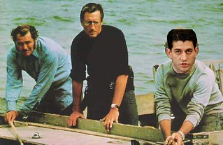 Paul Ryan Goes Fishing