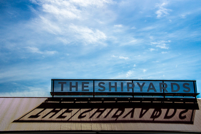 The Shipyards.