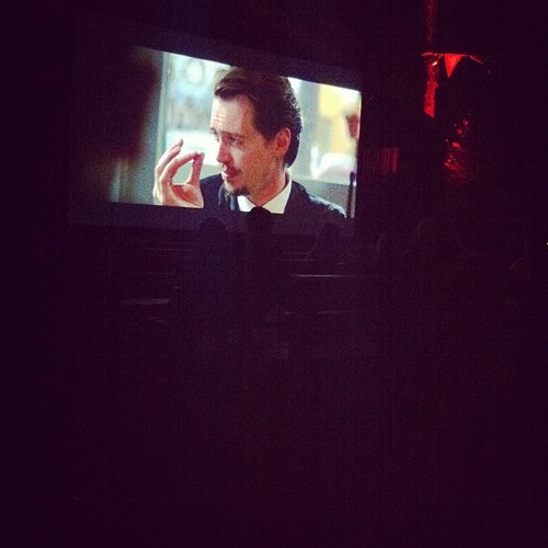 Watching reservoir dogs in the woods #echofallsbestival
