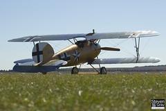 ZK-TVD - D.7343 - 17 - RAF Museum - Albatros D.Va Replica - 120909 - Duxford - Steven Gray - IMG_6424