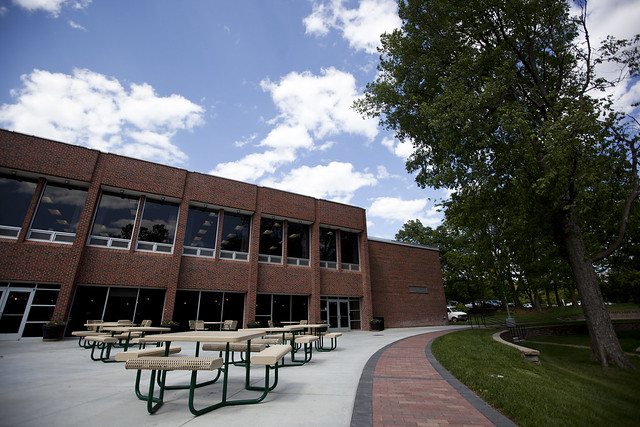 Perry Memorial Campus Center