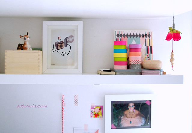 home decor and styling, my studio corner