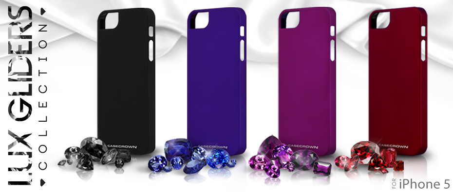new products c62db c75cb CaseCrown Lux Glider Cases for Apple iPhone 5 | This case ca… | Flickr