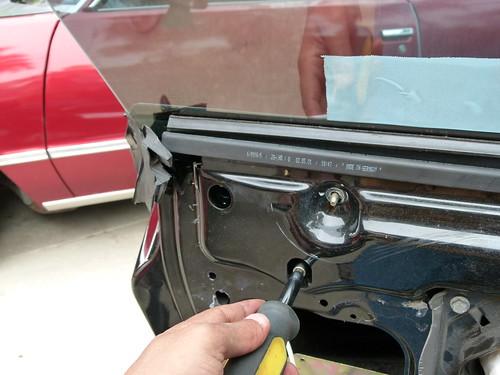 Window Cable Regulator Motor Remove Replace Diy 6speedonline