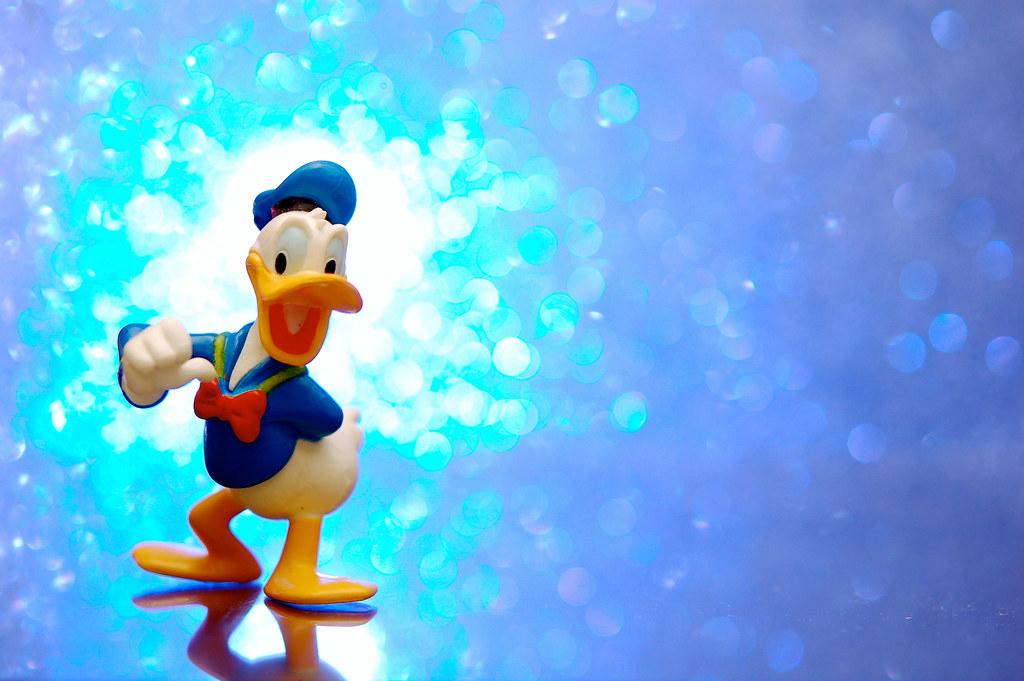 Magical Donald Duck
