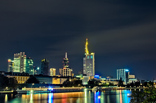 Frankfurt City Lights II