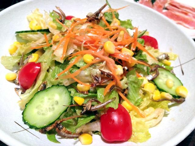Akasakatei Salad