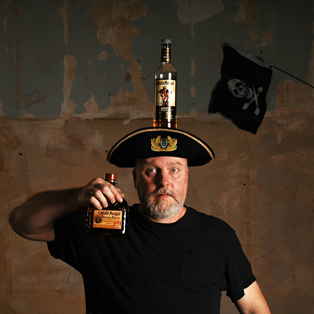 Captain Morgan Outtake